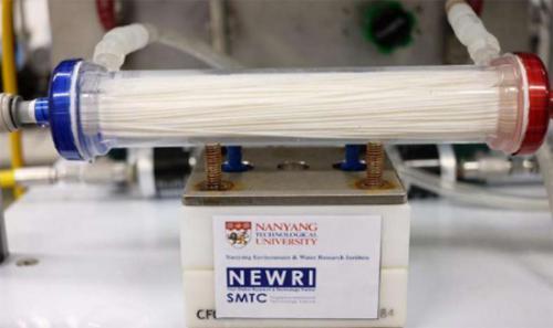 新加坡科学家们开发出新型纳米过滤器
