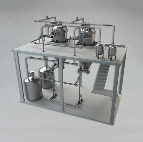 氨生产进程中的过滤问题及过滤器选用