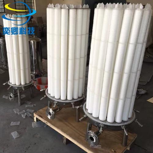 关于PVC塑料制造中的过滤应用探讨