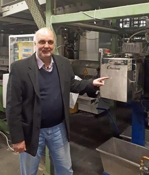 德国Cyklop投资新熔体过滤系统