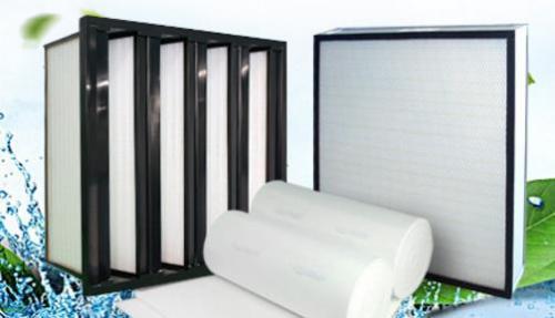 丹东天皓净化设备推出MZGB系列有隔板高效过滤器
