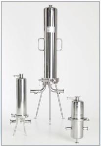 阿菲特不锈钢滤壳满足过滤器高流量、低压差要求