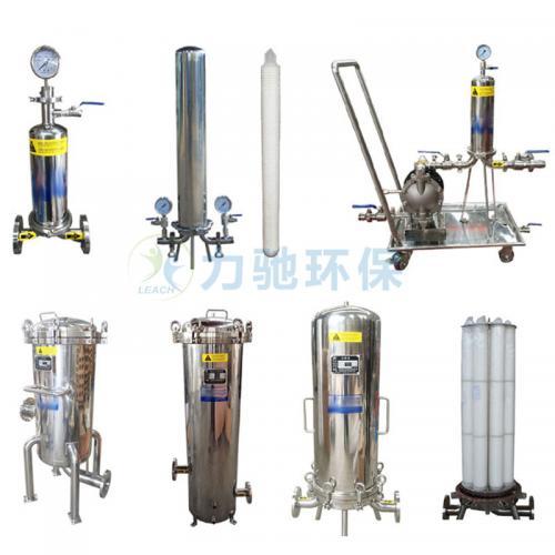 芯式过滤器在食品工业中的应用