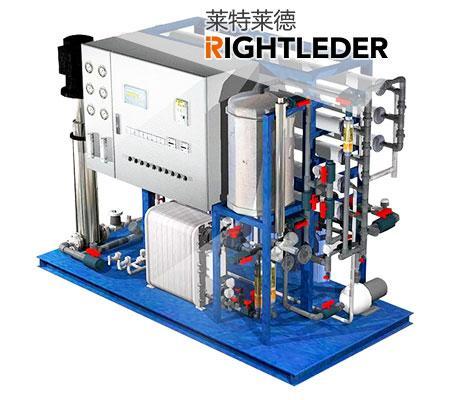船舶用海水淡化设备过滤器选型