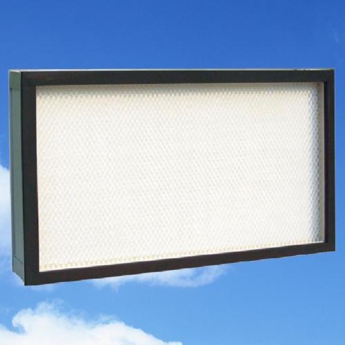 教你怎样选用和安装高效空气过滤器