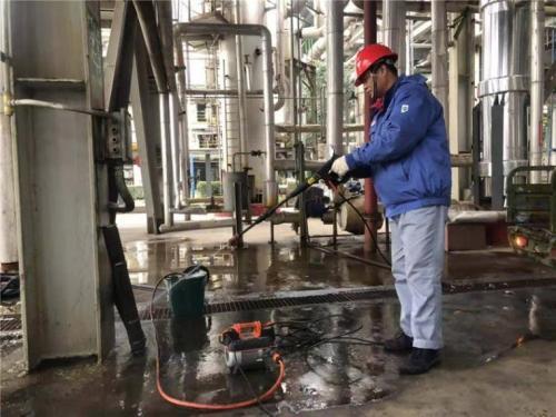 陕化公司破解低温甲醇洗水技术难题