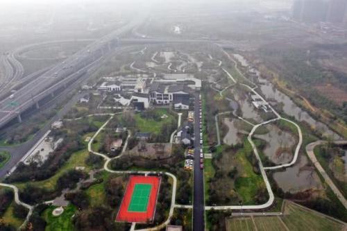 污水处理厂好用又好看 浙江高标准推进城镇污水处理提质增效
