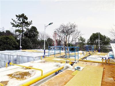 高能环境推动医疗废水污染防治升级改造