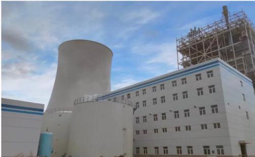 吐鲁番水岛EPC项目化学制水一次成功