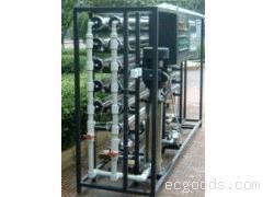 小型撬装式给水处理设备