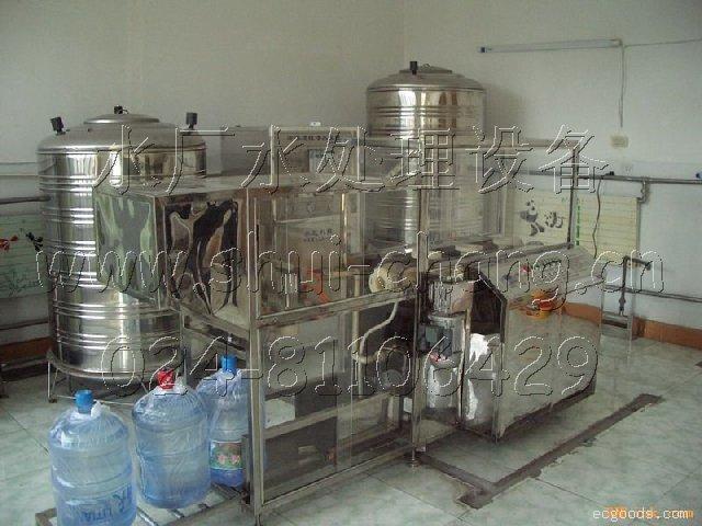 桶装水厂灌装设备