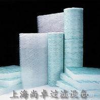 玻璃纤维滤网  玻璃漆雾毡,阻漆网、地棉、玻璃纤维蓬松毡
