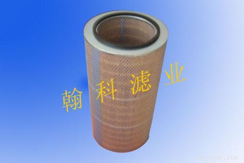 【翰科】扎钢厂制氧机滤芯,空气滤筒