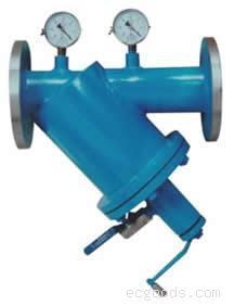 ZHG-S型手摇刷式过滤器资料