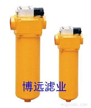ZU-A QU-A WU-A XU-A系列回油过滤器