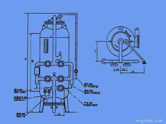 FYW系列机械过滤器