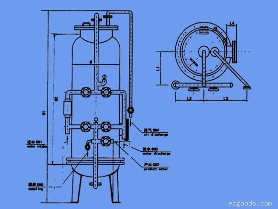 FYW系列活性炭过滤器