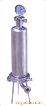 MF折叠式微孔膜滤芯不锈钢筒式过滤器