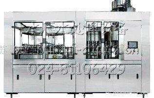 纯净水矿泉水生产系统成套生产线