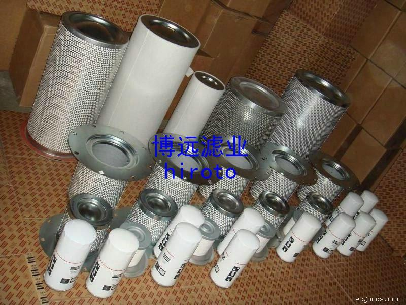 空压机滤芯油气分离滤芯