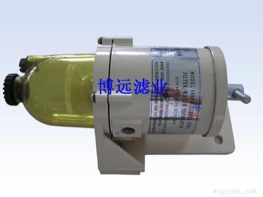 500FG发电机组油水分离器