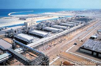 大型海水淡化厂