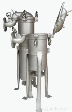 袋式过滤器、不锈钢袋式过滤器、液体袋式过滤器、过滤器、过滤器生产厂家