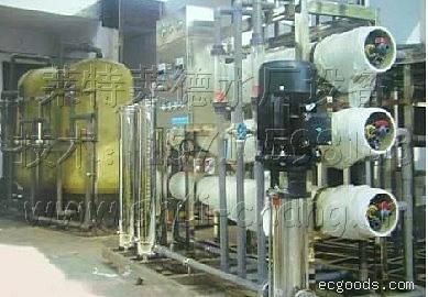 苏打水处理设备:100吨/小时苏打水制水设备