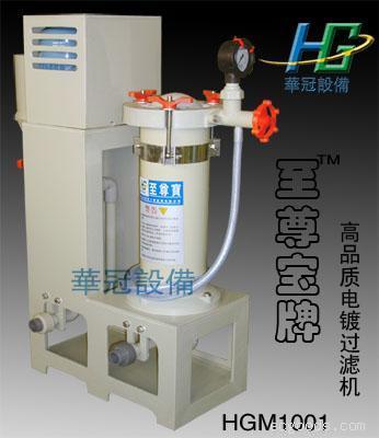 过滤机HGM-1001