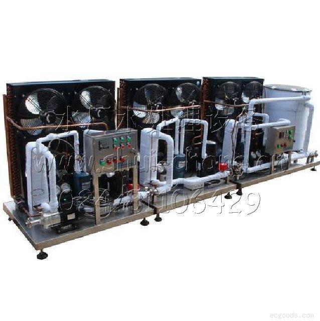 瓶装灌装设备:LTLD型系列全自动灌装设备L型