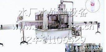 苏打水处理设备:苏打水生产线设备