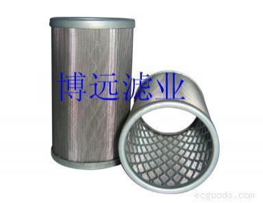 不锈钢丝网滤芯