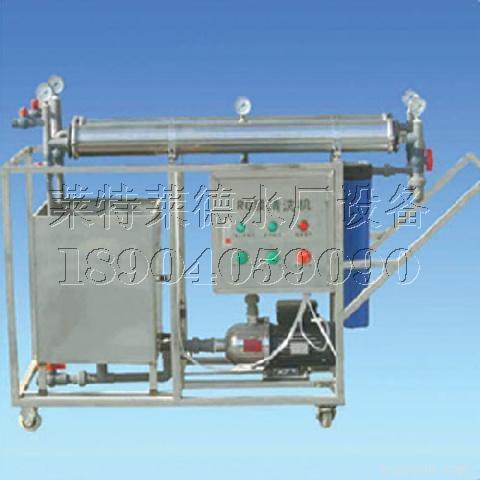 水厂配套设备-> 4040RO膜清洗机-沈阳RO膜清洗机