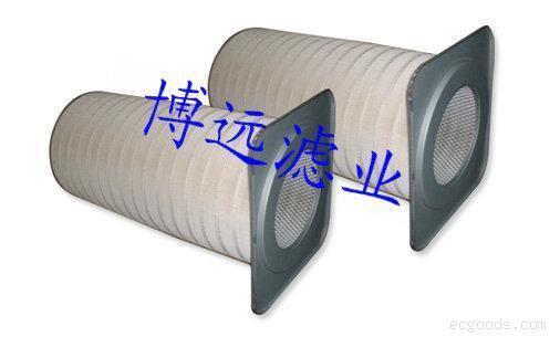 木浆纸纤维滤芯