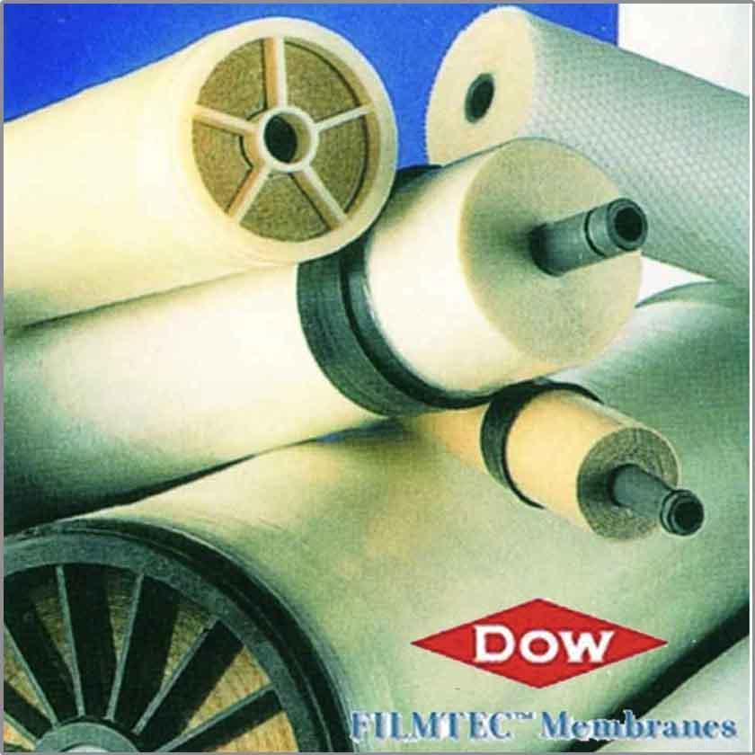 水处理配件耗材:美国陶氏膜