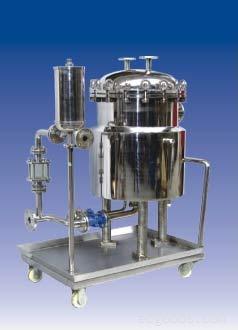 不锈钢高容量活性碳过滤器
