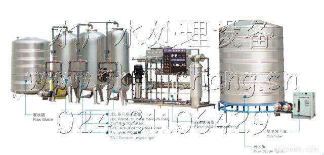 成套水处理设备:超滤设备-辽阳矿泉水设备-辽阳超纯水设备