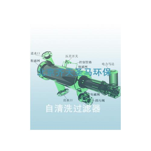 自清洗过滤器QT-X