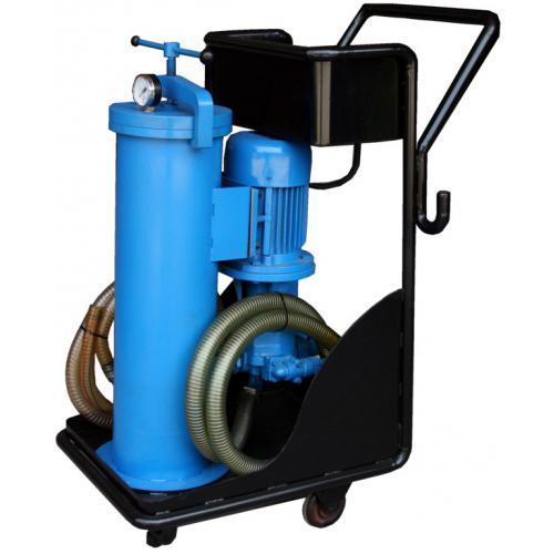 移动式精密滤油机