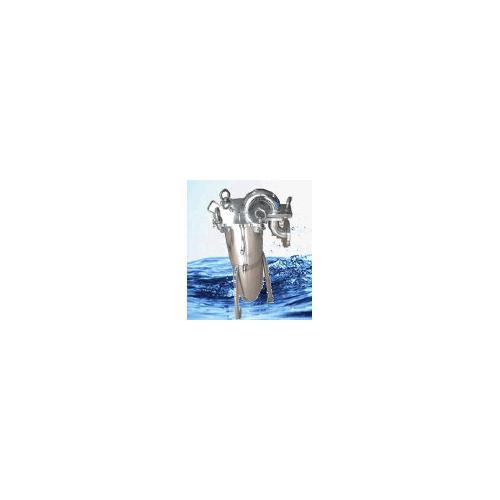 卫生级顶入式液体袋式过滤器-