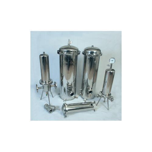 滤芯式精密保安液体过滤器