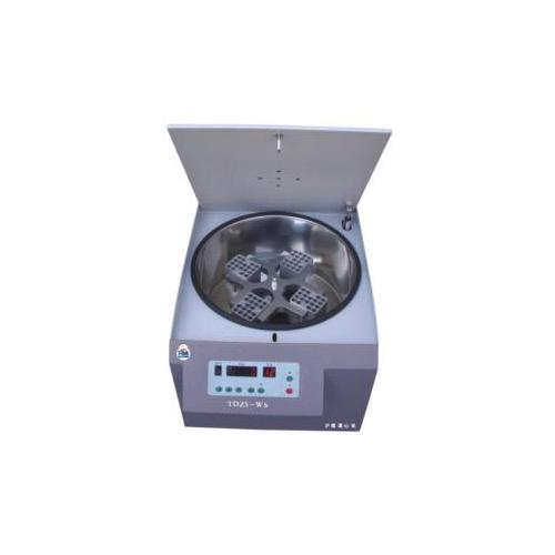 台式低速多管架自动平衡离心机