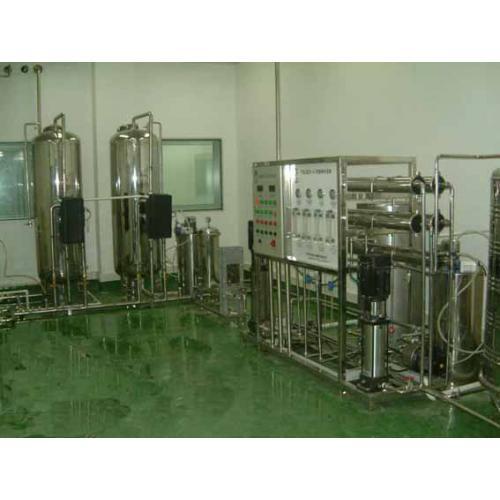 纯水系统 食品饮料纯水设备