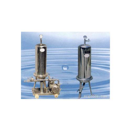 聚丙烯HPP多效桶式精密过滤器