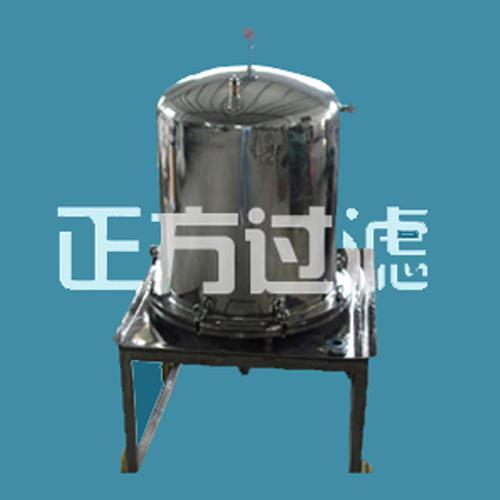 保温加热层叠式过滤器