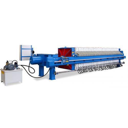 1000型隔膜压滤机