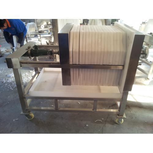 精密聚丙烯板框过滤器精密聚丙烯板框过滤器