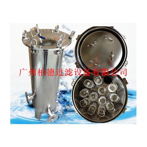 循环水处理滤芯式精密保安过滤器