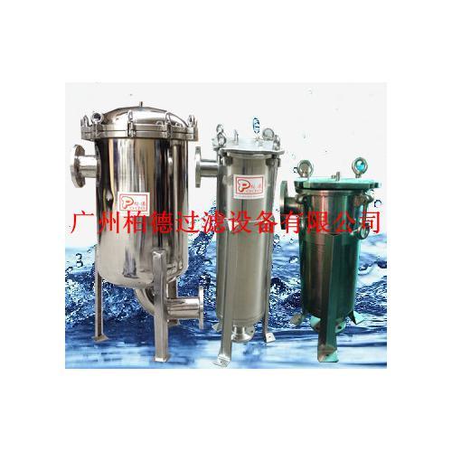 循环冷却水袋式过滤器