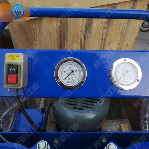 生产滤油机0FU10P1N1B10B净油机会自动停机